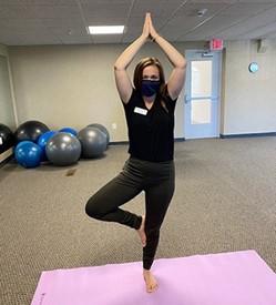 easy yoga poses for seniors  blog  regency senior